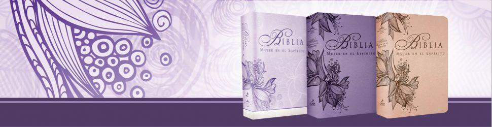 Biblia mujer en el Espiritu