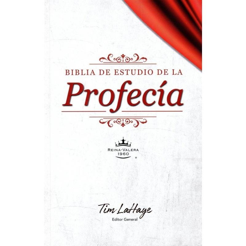 Biblia de Estudio de la Profecía - Tim LaHaye