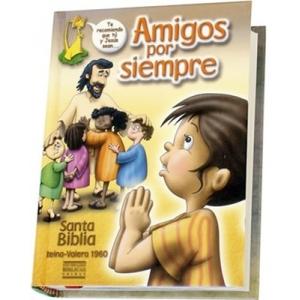 Biblia RVR1960 Amigos por Siempre  PJR
