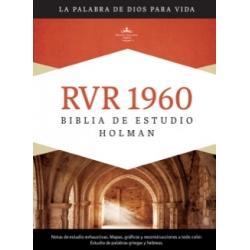 Biblia de Estudio Holman Tapa Dura RVR60