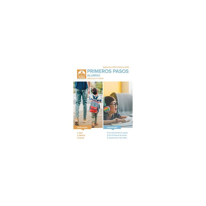 Primeros Pasos - Alumno (3-4 Años) Sep 2020 - Feb 2021