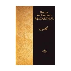 Biblia de Estudio Macarthur - Tapa Dura