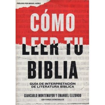 Como leer tu Biblia