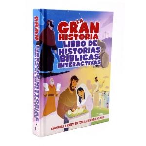 La Gran Historia: Libro de Historias Bíblicas Interactivas