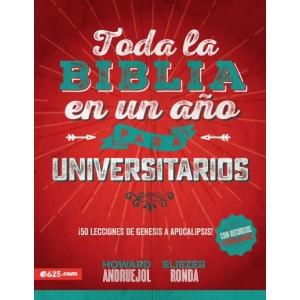 Toda la Biblia en un año para universitarios
