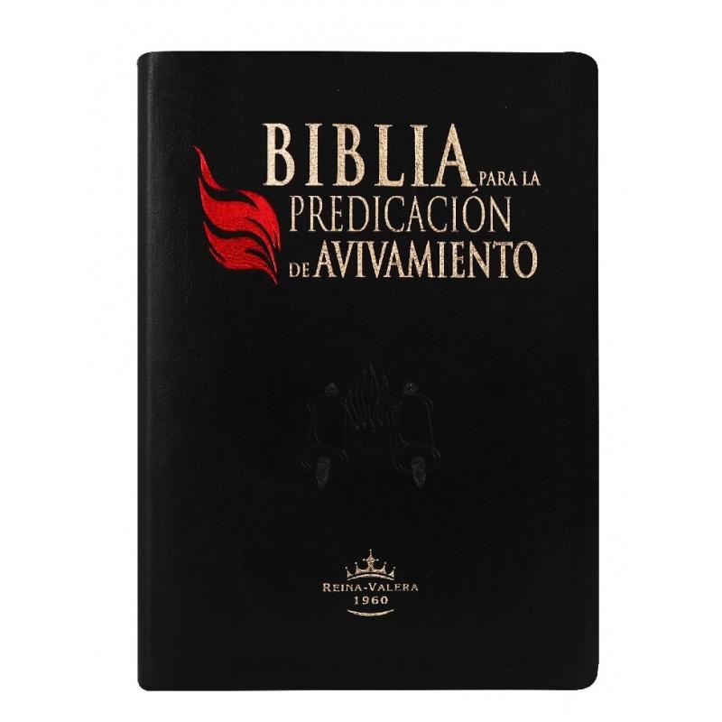 Biblia De Estudio Para La Predicación De Avivamiento RVR1960