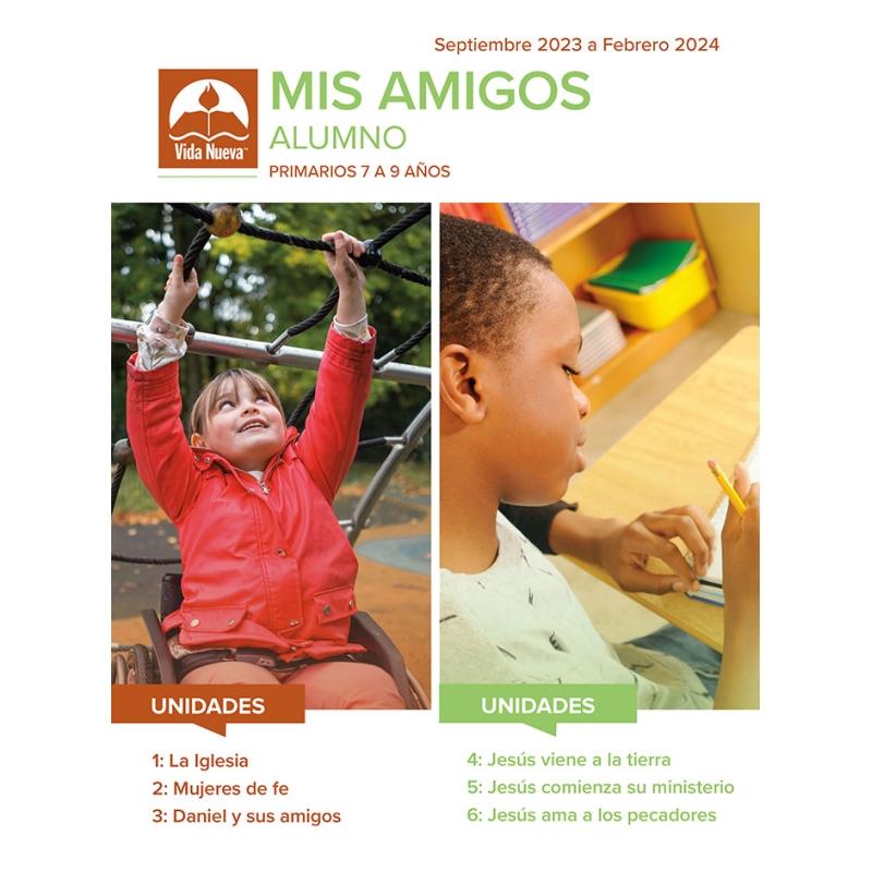 Mis amigos - Alumno (7 a 9 años) Sep 2020 - Feb 2021