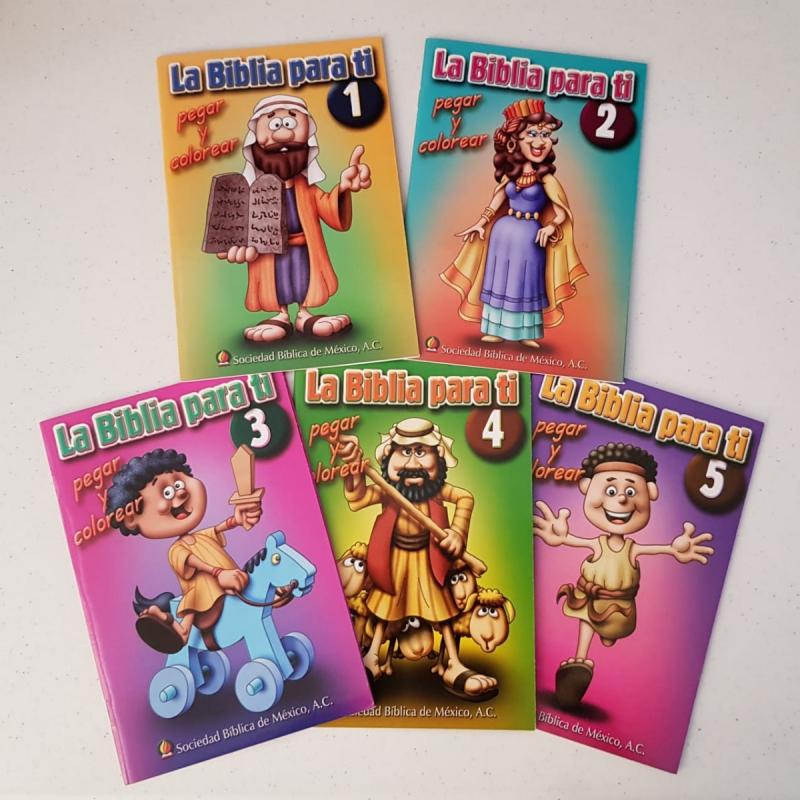 Versículos llave - Libro p/ colorear - Librería y Distribuidora ...