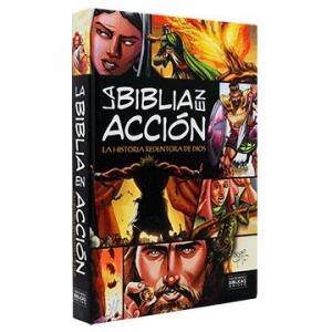 Biblia En Acción TLA Comic