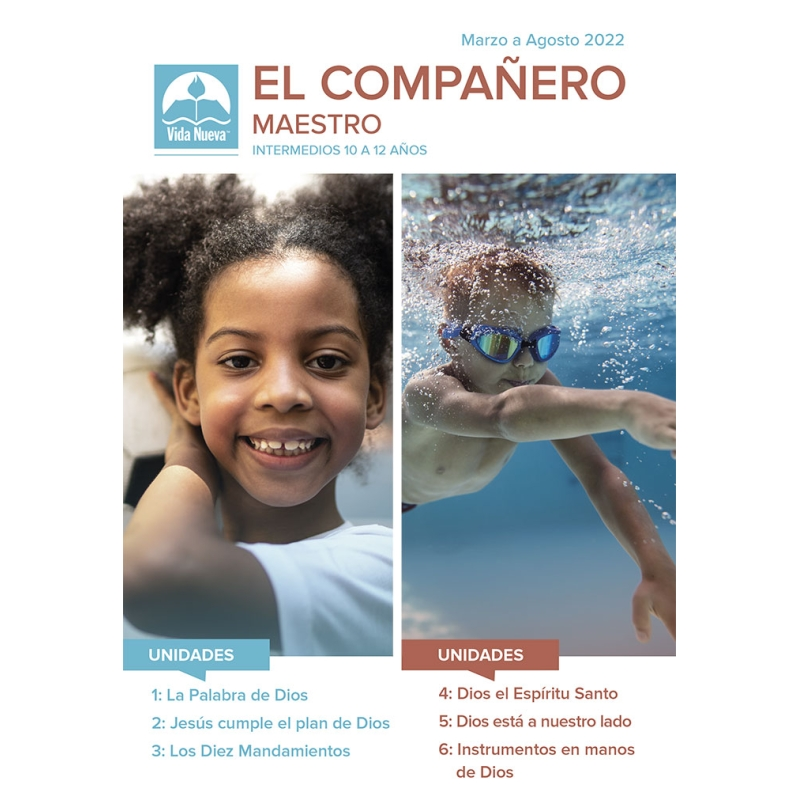 El Compañero - Maestro (10 a 12 años) Mar - Ago