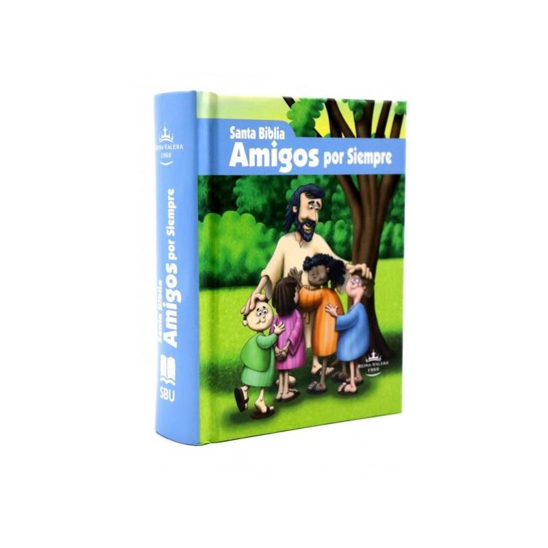 Biblia Amigos Por Siempre RVR1960