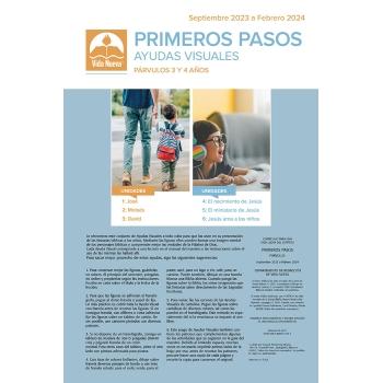 Primeros Pasos - Maestro y Ayudas V. (3-4 Años)