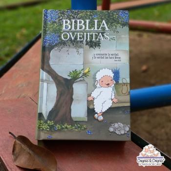 Biblia Ovejitas RVR1960 Vinil