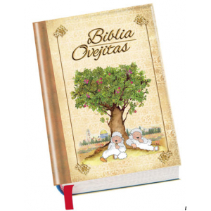 Biblia Ovejitas NTV Tapa Dura