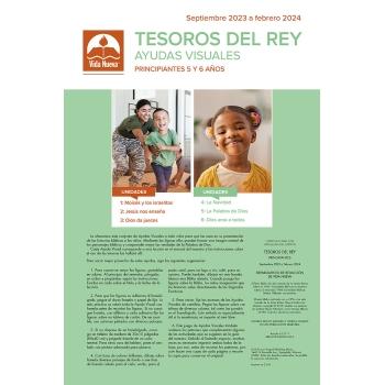 Tesoros del Rey - Maestro (5 a 6 años) Mar-Ago 2019