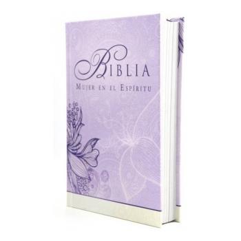 Biblia Mujer en el Espíritu - Tapa Dura
