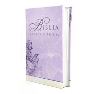 Biblia Mujer en el Espiritu RVR 1960, Tapa Dura