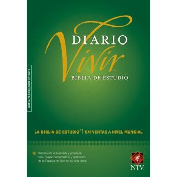 Biblia Diario Vivir - NTV Tapa Dura