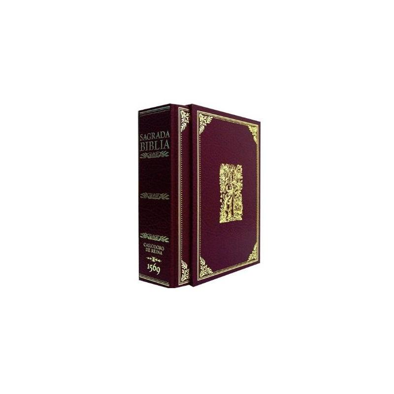 Biblia del Oso Casiodoro de Reina 1569