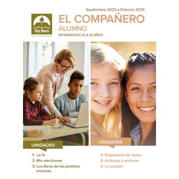 El Compañero - Alumno  (10 a 12 años) Sep - Feb