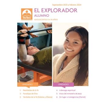 El Explorador - Alumno (13 a 16 años) Mar - Ago
