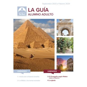 La Guía - Adultos Alumno (Marzo - Agosto) 2020