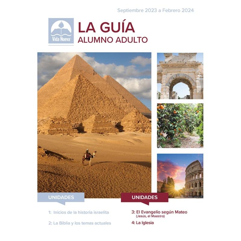 La Guía - Adultos Alumno (Mar - Ago 2021)