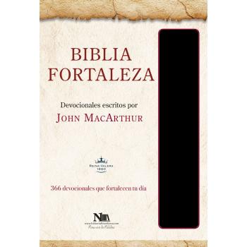 Biblia Fortaleza RVR60 - John MacArthur