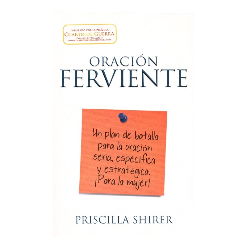 Oración Ferviente - Priscilla Shirer