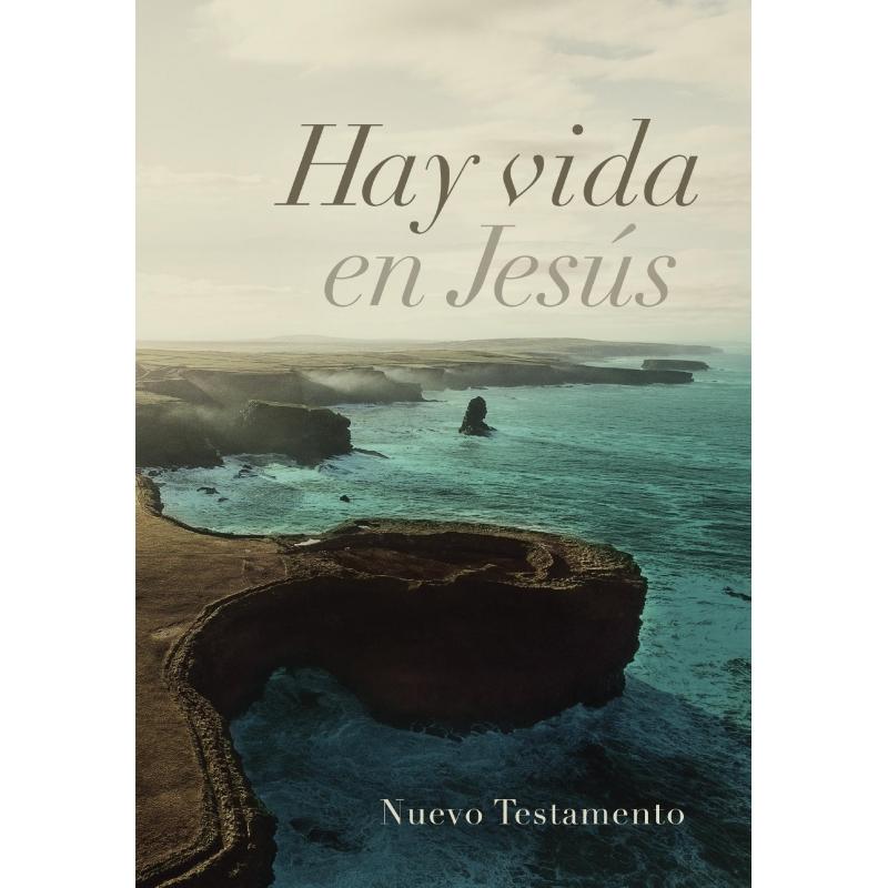 Nuevo Testamento Hay Vida En Jesus RVR60