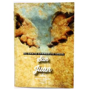Evangelio Bolsillo Juan RVR60 - 10 Piezas