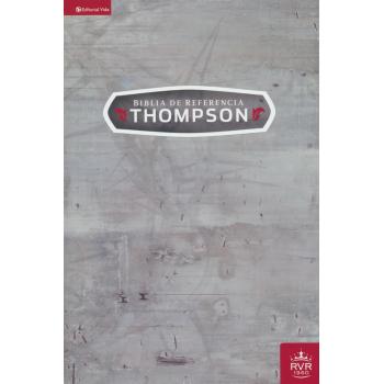 Biblia RVR60 Referencias Thompson Tapa Dura