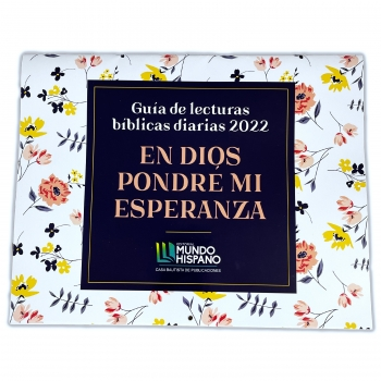 Calendario 2021 Su Gracia es Suficiente Vintage