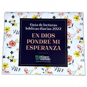Calendario 2018 Fidelidad y bondad de Dios - Vintaje