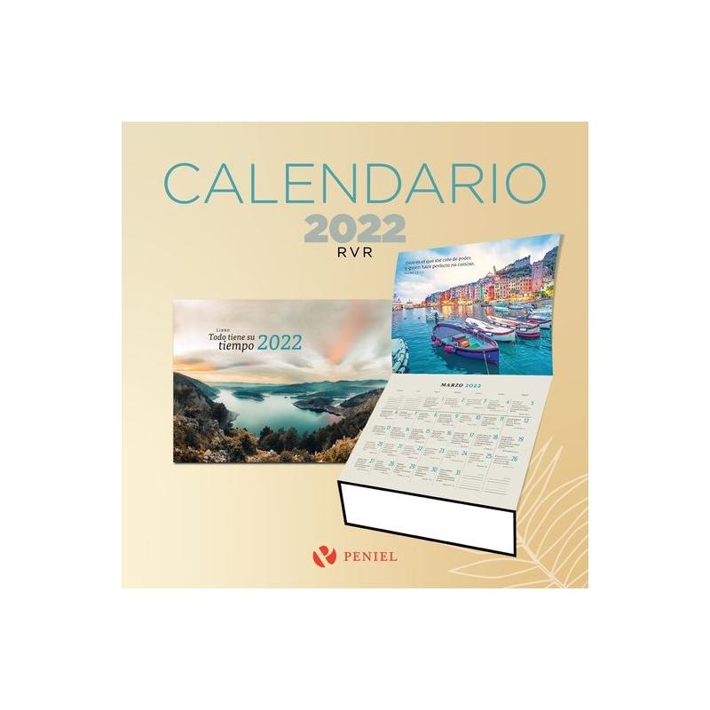Calendario Borlitas 2021