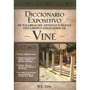 Diccionario Expositivo de Palabras del AT y NT Vine