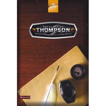 Biblia Thompson Edición Especial RVR 1960 Tapa Dura