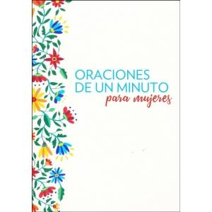 Oraciones de un Minuto para Mujeres