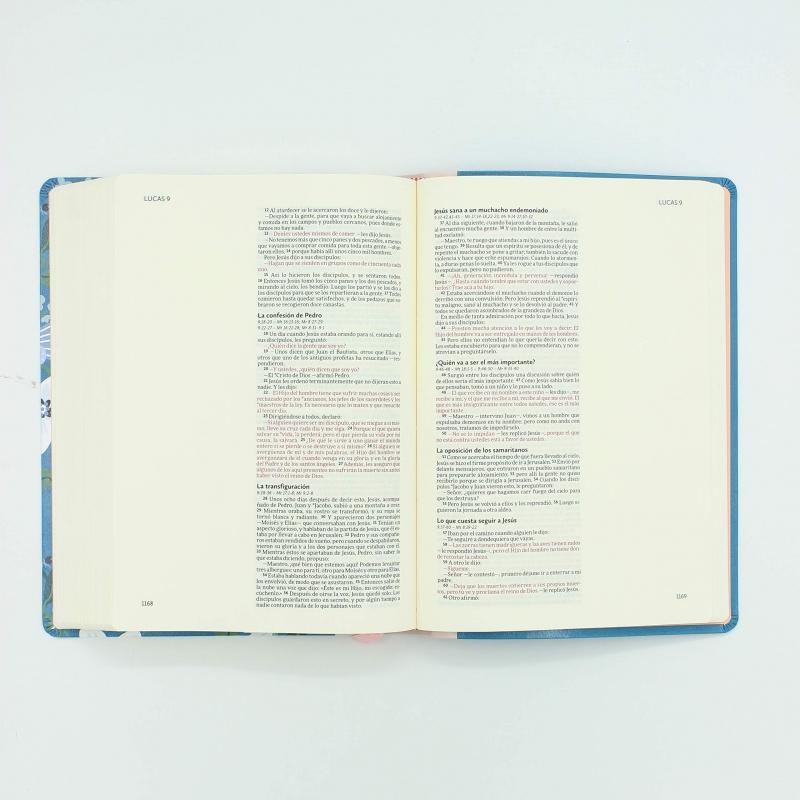Biblia Ilustra tu fe NVI