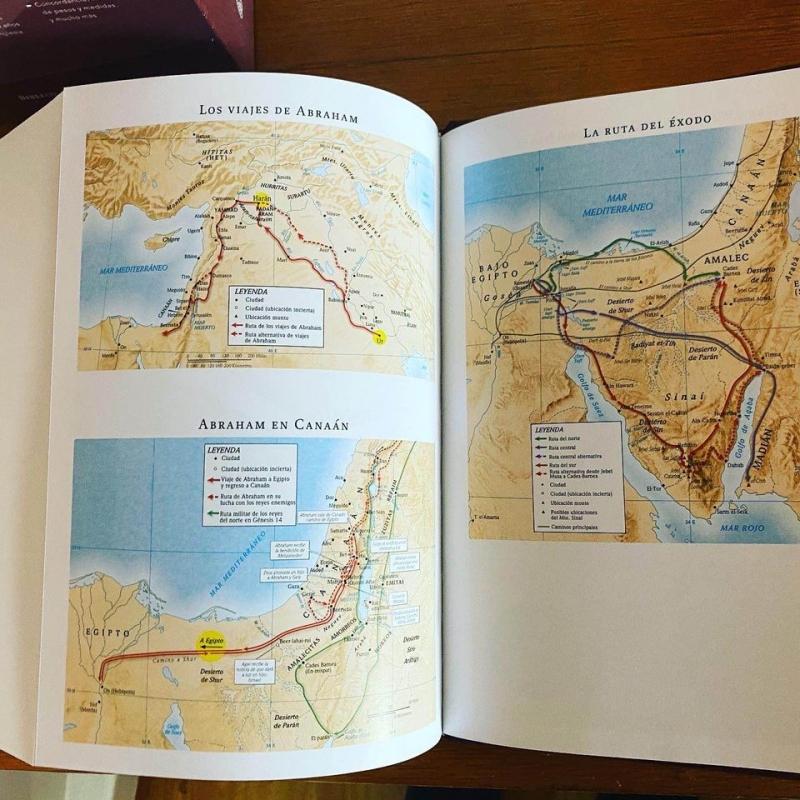 Biblia de Estudio de la Reforma LBLA Tapa Dura
