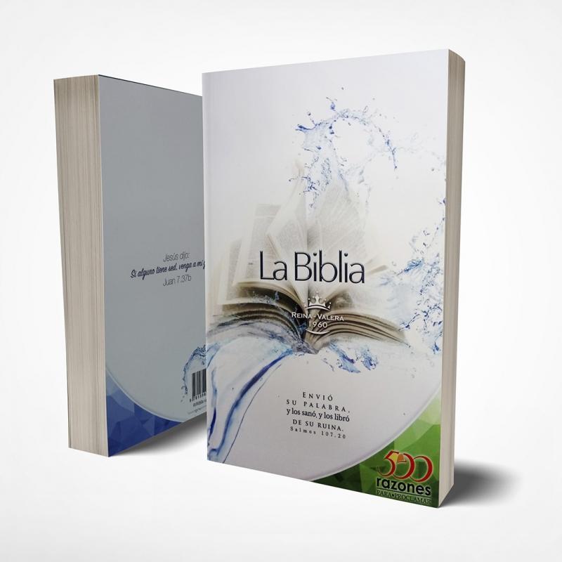 Biblia 500 Razones Para Celebrar
