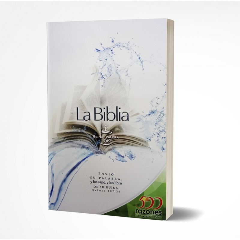 5 Biblias 500 Razones Para Celebrar (Paquete)