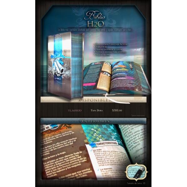 Biblia H2O, En Lenguaje Actual