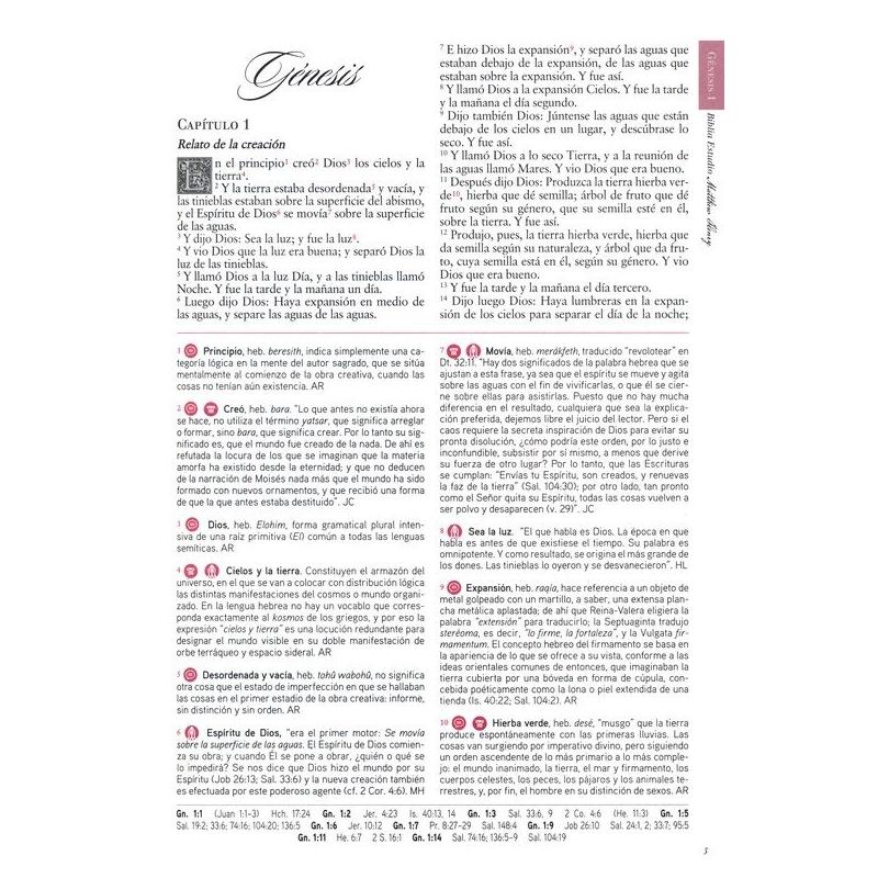 Biblia RVR de Estudio Matthew Henry Tapa Dura