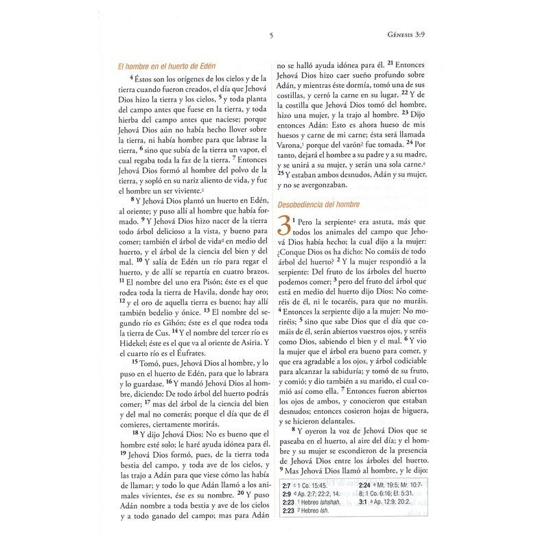 Biblia para la Guerra Espiritual RVR 1960, Piel Imit. Marrón